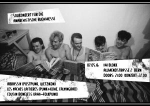 konzibuchmesse 7.5.16
